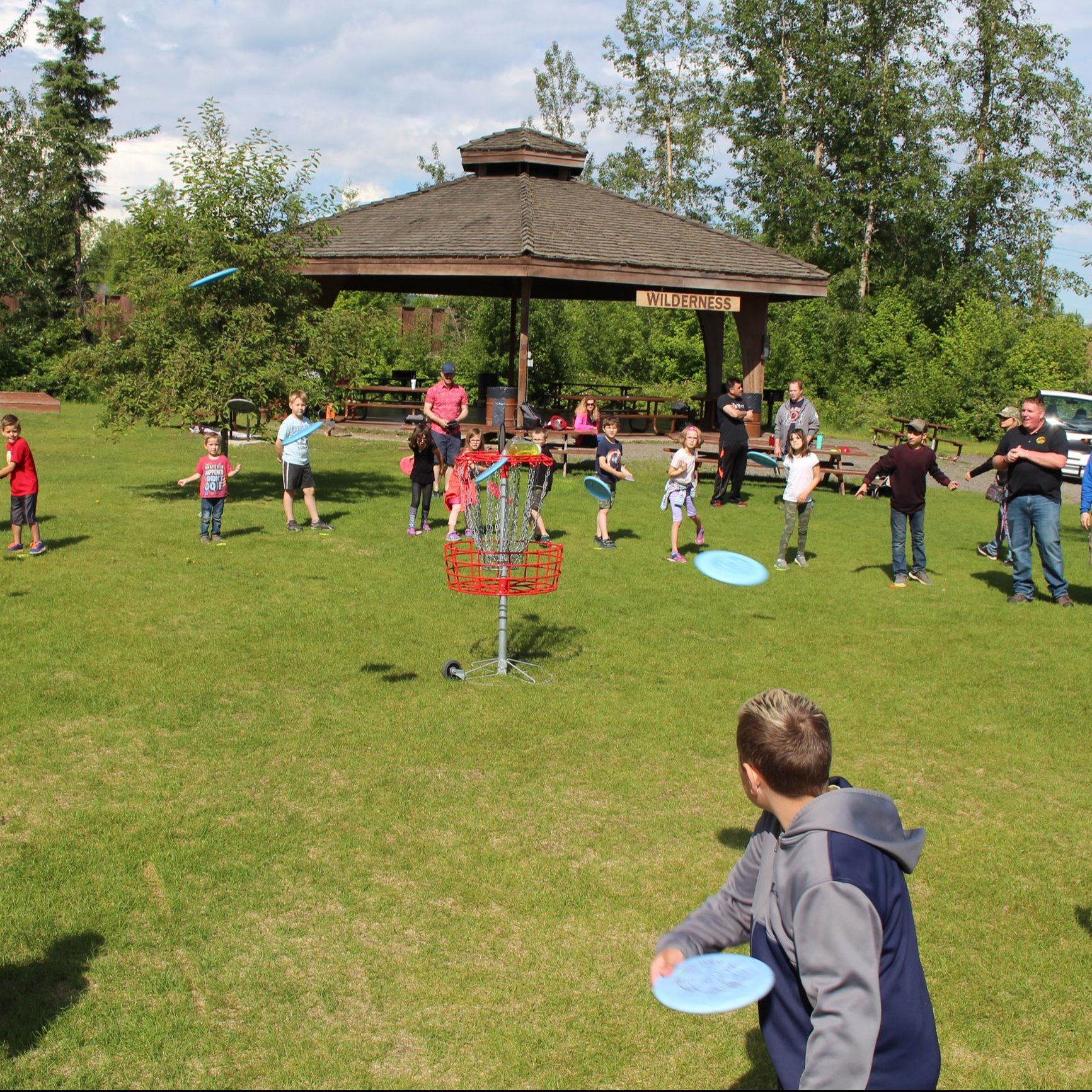 Events-Disc Golf Camp