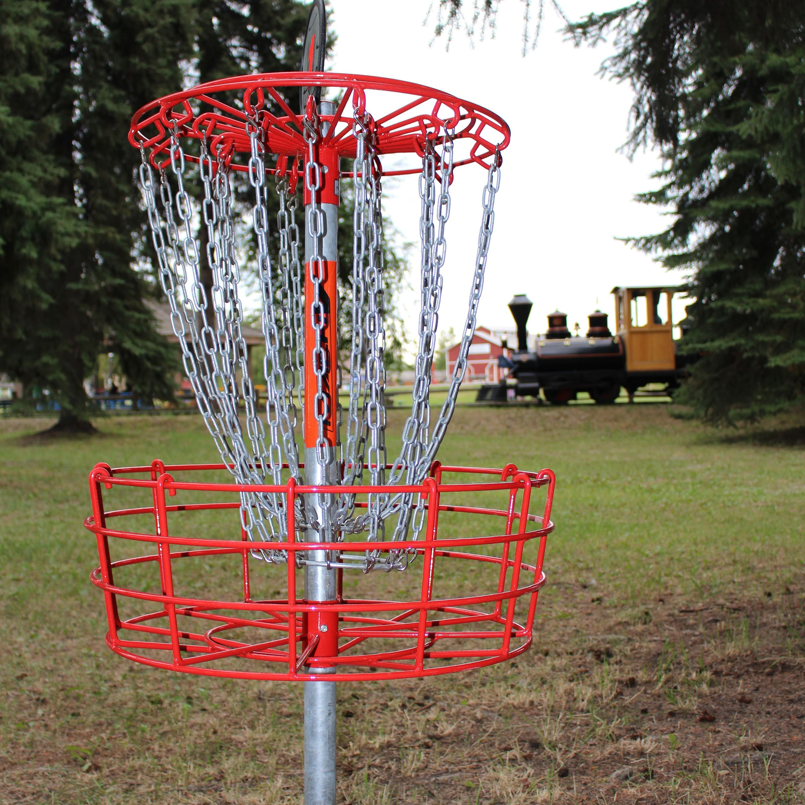 Activities-Disc Golf